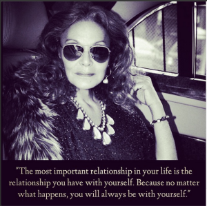 DVF Love Yourself